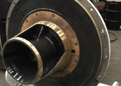 Vacuum Pump Loctite Composite Coating