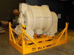Nash vacuum pump overhaul