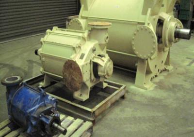 Vacuum pump repairs Large and Small!