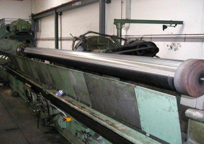 Hydraulic Rod/Piston Hardfacing