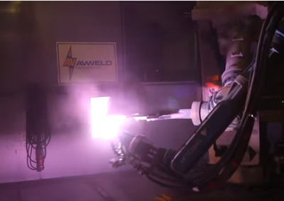 Robotic Thermal Spray