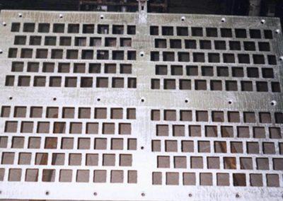 Coal Screen Hardfaced AbrasaPlate