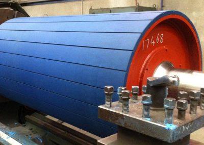 Conveyor Pulley PulleyExtreme lagging