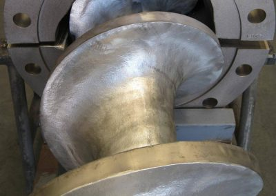 Dewatering screw