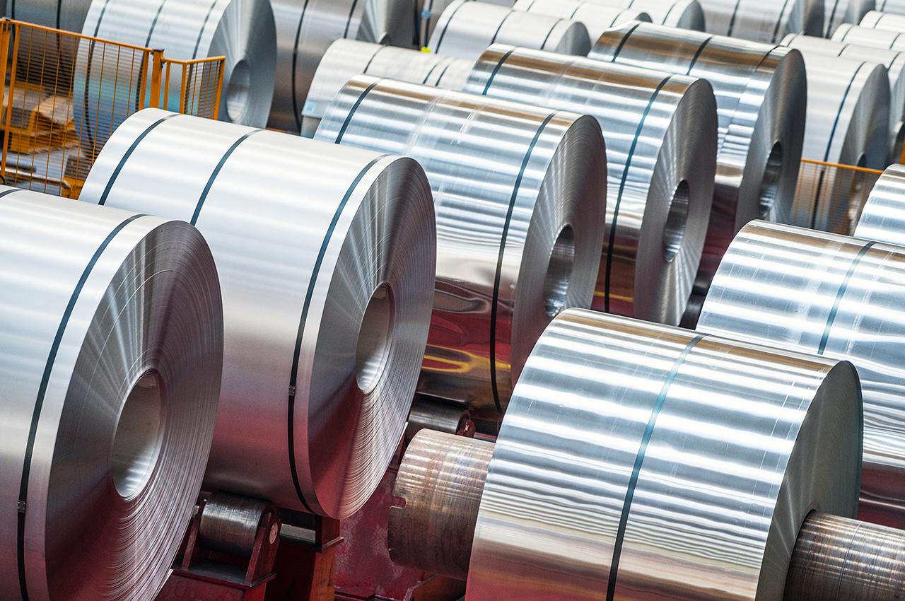 steel Aluminium