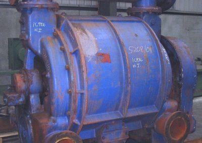 Vacuum Pump before repair