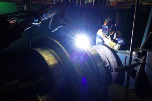 Hardfacing of Pump Impeller Wear Parts