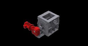 450x450 rotary valve rendered image