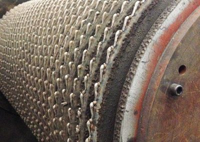 Sugar Mill Roller Picote Hardfacing