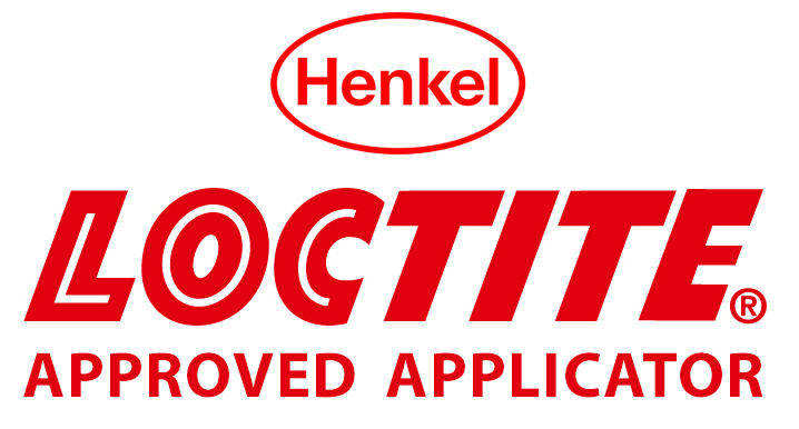 Henkel Loctite Logo Approved Applicator